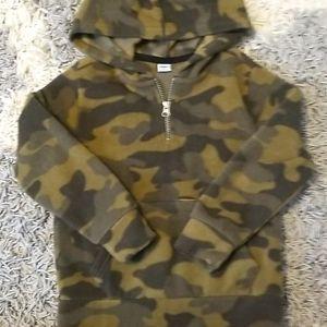 Old Navy quarter zip fleece
